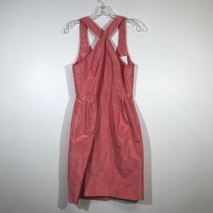 NWT $250 J.Crew Silk Whitley Pink Wedding Dress 6